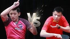 Zhang Jike VS Hou Yingchao | Zhibo TV Exhibition Match