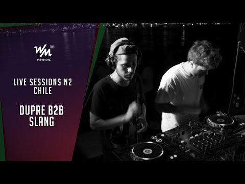 We Must Live N2 Ft Dupre B2b Slang Deck Muelle Baron Valparaiso Chile