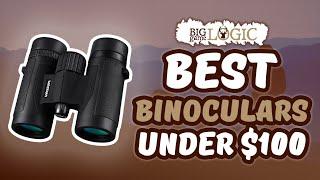 Best Binoculars Under $100 (Ra…