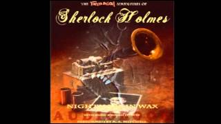 The Fantastical Adventures of Sherlock Holmes: Nightmare In Wax Audiobook (Fan-Made)