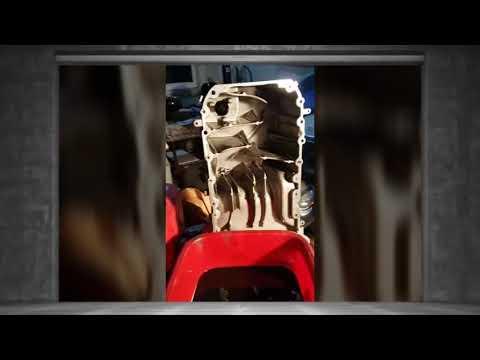 Фото к видео: Туарег капитальный ремонт двигателя 2.5 tdi bac часть 1