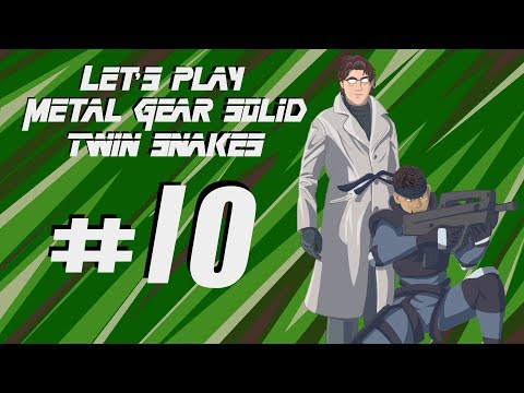 Let's Play Metal Gear Solid: The Twin Snakes - Episode 10 (PRISON BREAK)