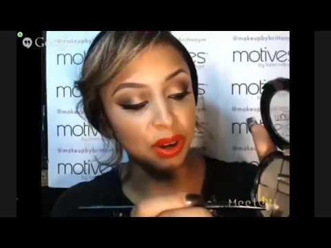 "Motives Maven Brittany Martin presents her ""Gradient Eyebrow Tutorial"" thumbnail"