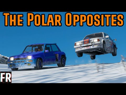 Forza Horizon 4 - The Polar Opposites thumbnail