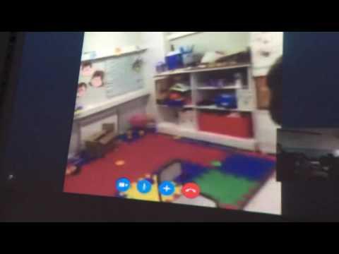 Video conferencia Base Esperanza