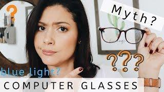 Computer glasses a scam?? / Computer glasses