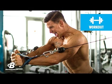 Rapid-Fire Workout | Steve Weatherford
