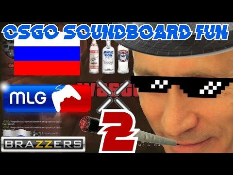 CSGO SOUNDBOARD FUN 2