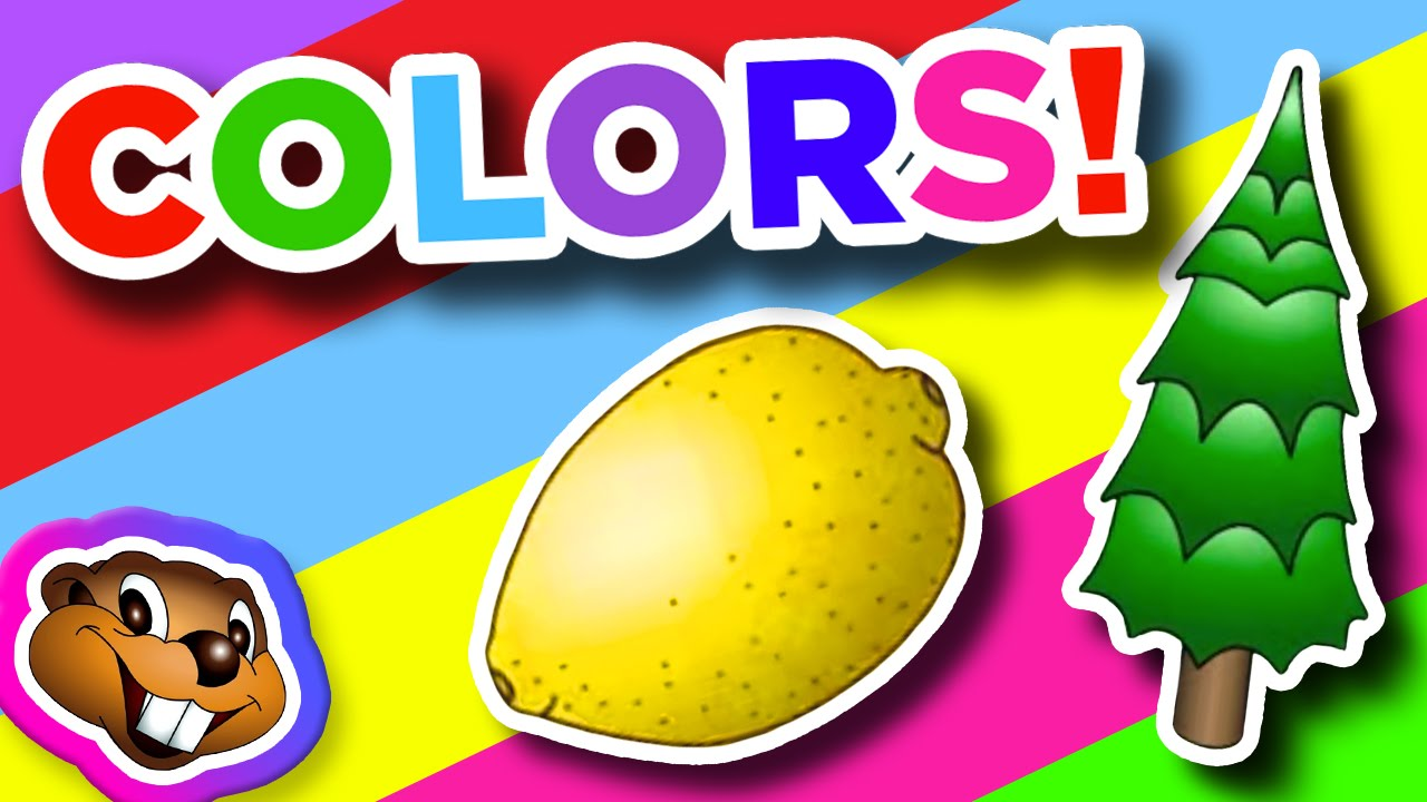 The Color Song (Clip) - Kids English Kindergarten Preschool Music