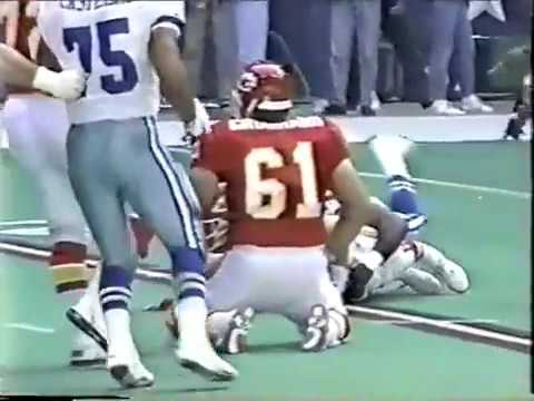 1992 Week 7 Kansas City Chiefs vs Dallas Cowboys