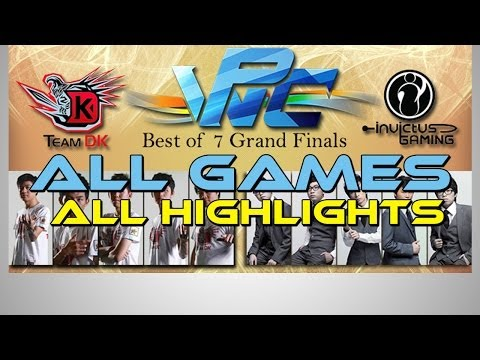 Dota 2 - DK vs. iG WPC-ACE All Games - All Highlights - Grand Final - Best of 7