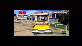Review of Crazy Taxi Fare Wars for PSP by Protomario