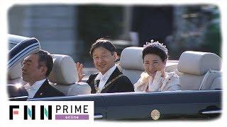 祝賀御列の儀は 20:58~ 天皇陛下の即位にともなうパレード「祝賀御列の儀」をライブ配信する。 パレードは午後3時に始まり、天皇皇后両陛下を...