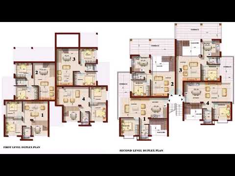 4 Bedroom House Plans Duplex