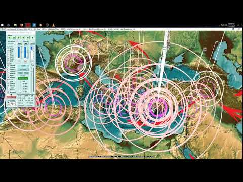 11/24/2017 -- New Deep Earthquake Event Underway -- Major unrest restarts -- BE PREAPRED (yet again)
