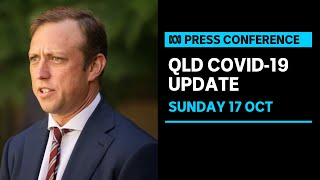 IN FULL: Queensland authorities provide a COVID-19 update   ABC News
