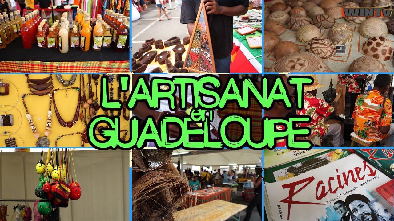 l 39 artisanat en guadeloupe santialys agro production et On artisanat guadeloupe info pratique