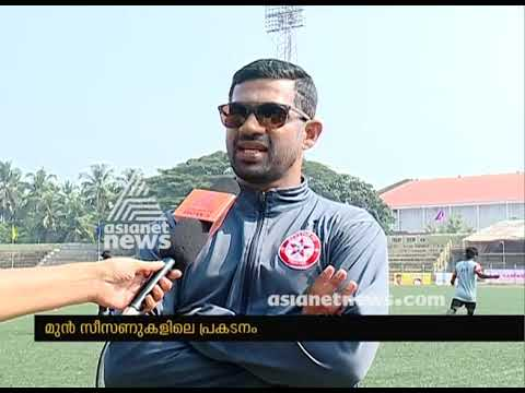 Thrissur FC is getting ready for Kerala Premier League 3rd Season