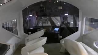 トランスイート四季島ラウンジこもれび・スイート客室 四季島 検索動画 15