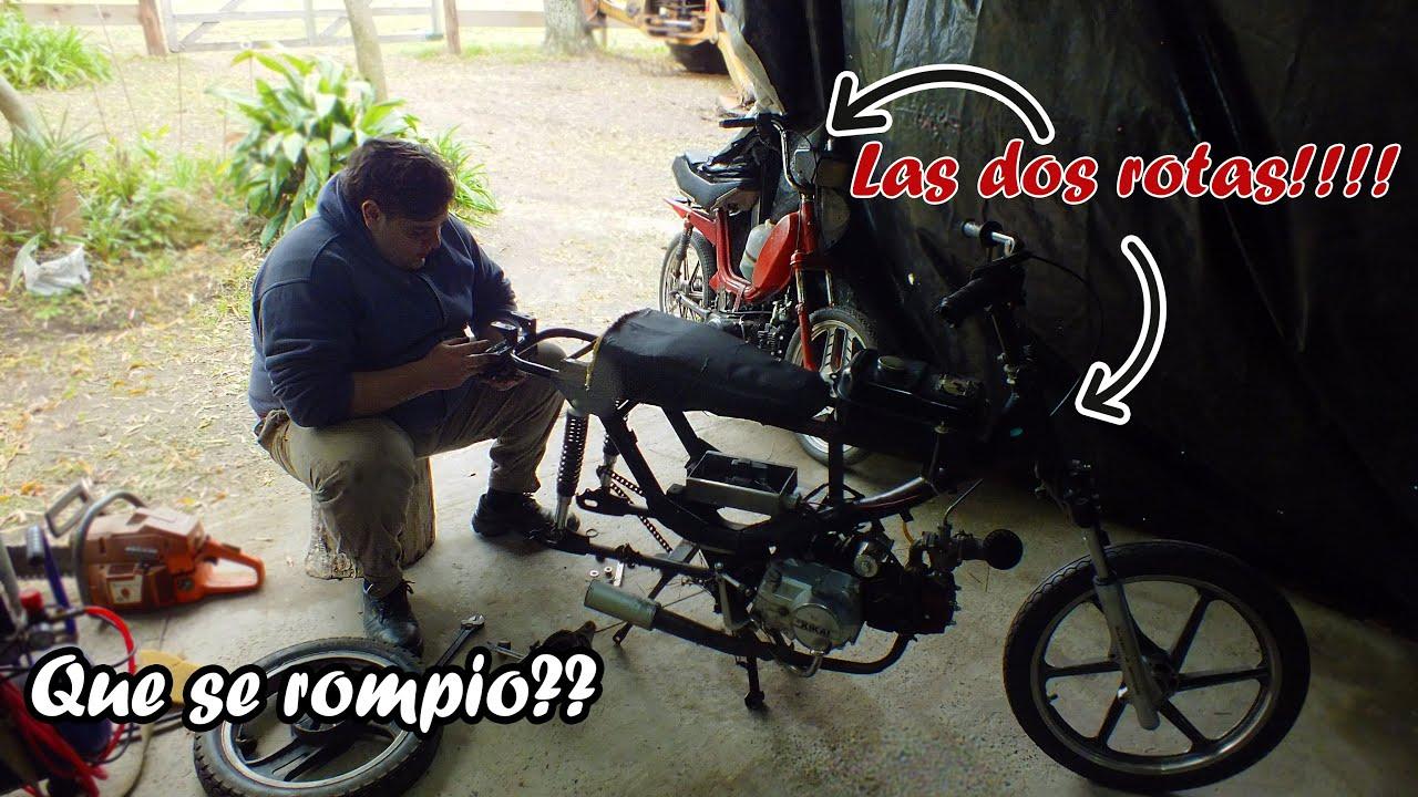 ROMPIMOS las MOTOS!! - Oiled Team