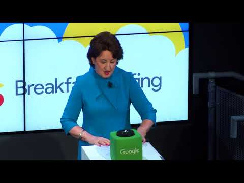 2018 Google Breakfast Briefing Kick Off@ The Foundry Dublin