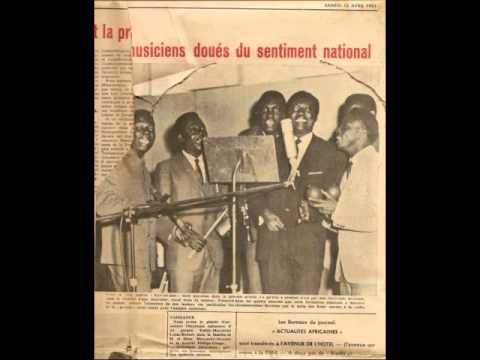Matata Masila Na Congo (Kallé) - African Jazz