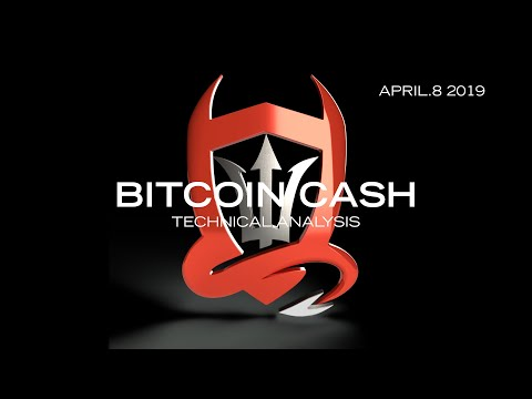 Bitcoin Cash Technical Analysis (BCH/USD) : Swing Low... Sweet...  [04.08.2019]