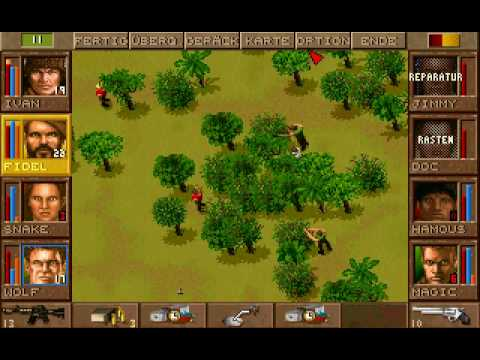 Let's Play Jagged Alliance 1 Part 16.7  