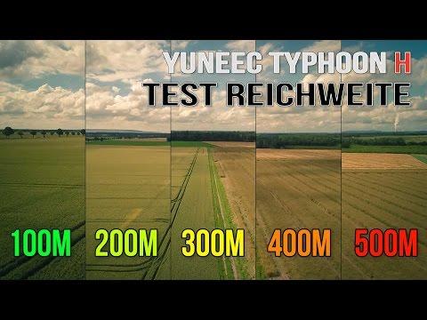 Yuneec Typhoon H #11 - Reichweiten Test