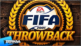 FIFA 2001 | FLASHBACK FIFA
