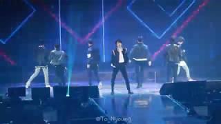 180506 GOT7 - 하지하지마 + Girls Girls Girls (Remix) @Eyes On You Tour in Seoul
