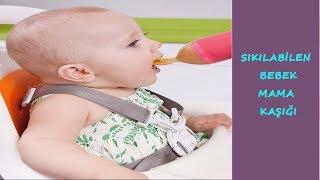 Sıkılabilir Bebek Mama Kaşığı (Squirt Baby Food Spoon)