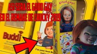 ESTE ES EL NUEVO GOOD GUY | Child's play remake 2019
