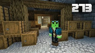 Let's Play Minecraft - Ep.273 : Wine Cellar + Secret Chamber