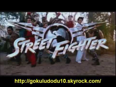 Bande Annonce VF Street Fighter 1994 Van Damme up by GoKuLuDo