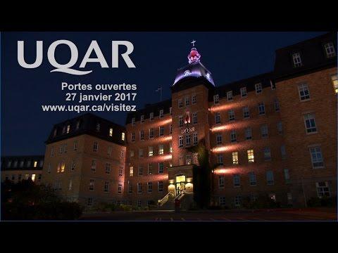 UQAR - Publicité - Une grande université de petite taille - Campus de Rimouski
