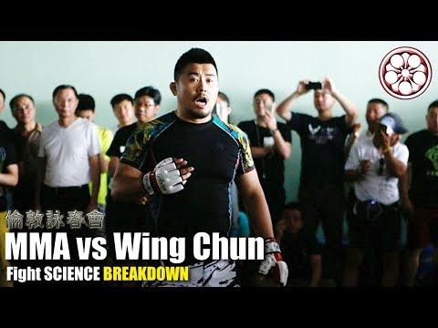 MMA vs Wing Chun 2018 News-Xu Xiaodong defeat Ding Hao (Four
