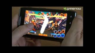 Street Fighter X Tekken - Cloud Gaming On Verizon Wireless