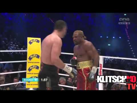 Vitali Klitschko vs Shannon Briggs Highlights.mp4