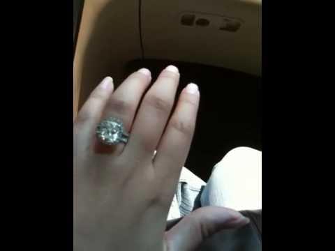 2 Carat Cushion Cut Engagement Rings - Two Carat | Ritani
