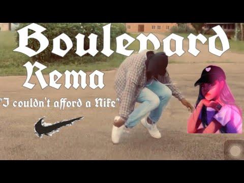 Boulevard Dance Video #rema #remafreestyleep #remyboy #boulevard #mavinrecords