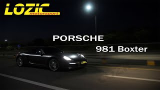 PORSCHE 981 BOXTER ECUtune POP…