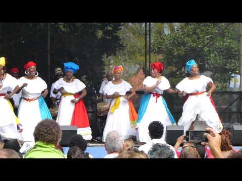 Kumbuka African Dance Ensemble - 2014