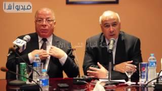بالفيديو : كلمة علي حسن في مستهل لقاء وزير الثقافة بأسرة وكالة أنباء الشرق الأوسط