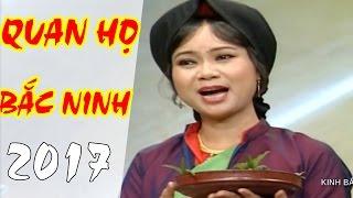 Mời Nước Mời Trầu - Thúy Cải | Dân Ca Quan Họ Bắc Ninh 2017