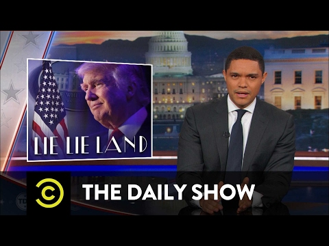 The GOP Weasels Out of Questions About Michael Flynn: The Daily Show