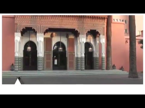 CuriousCities Marrakech: La Mamounia Hotel