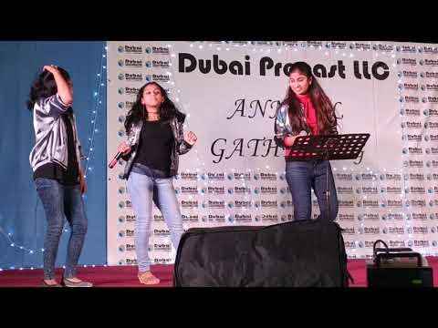 Dubai  precast LLC  party  enjoy(4)