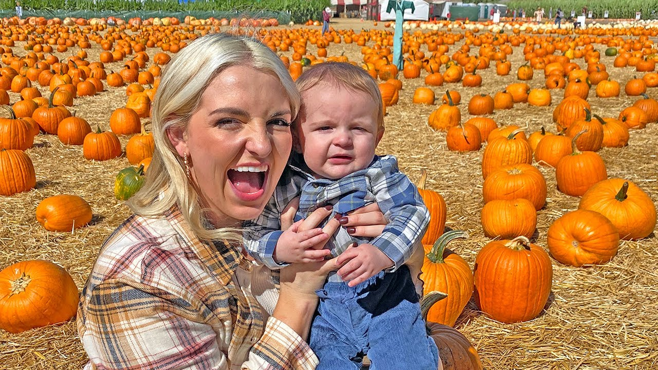 Download Our First Family Pumpkin Patch!