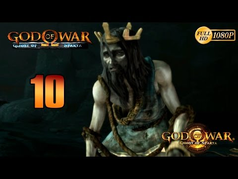 God of War Ghost of Sparta HD Walkthrough Parte 10 Español El Rey Midas Gameplay PS3 1080p